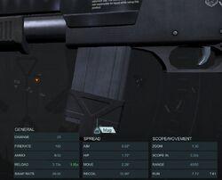 Vulcan STD-03Q SG