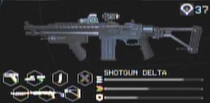 Shotgun Delta