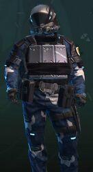 Extra Life Charity Camo Armor