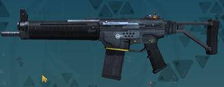 Assualt Rifle standard