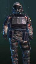 Rock Metal Orange-Armor