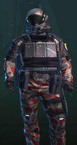 Splatter Smudge Red-Armor