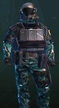 Splatter Smudge Blue-Armor