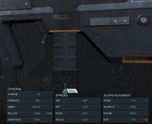 Vulcan STD-05E BSMG