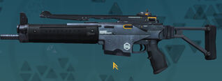 Combat Rifle Standard