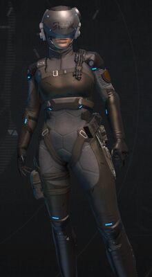 Battle Mode Suit Lilith