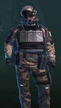 Quiet Sand-Armor