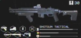 Shotgun Tactical