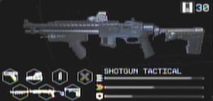 Shotgun Tactical