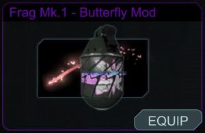 Butterfly Mod
