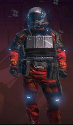 Class of 2015 Armor