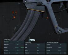 Vulcan STD-04XL S