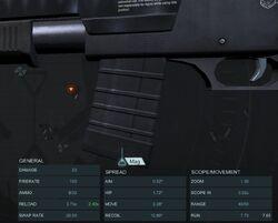 Vulcan STD-02L SG