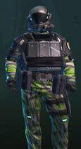 Splinter Bark Green-Armor