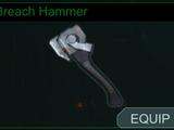 Breach Hammer