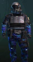 Retribution Elite Camo Armor