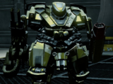 Hardsuit Pilot Yellow