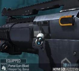 Portal Gun (Blue) edited