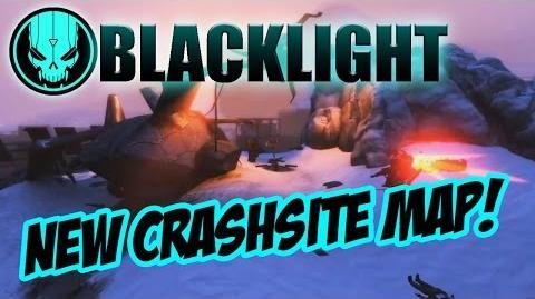 NEW Crashsite Map Overview! Blacklight Retribution Commentary