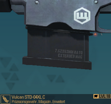 BLR Vulcan STD-04XL C