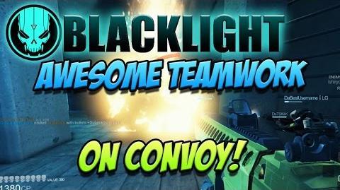 Awesome Teamwork on Convoy ft. DB - Blacklight Retribution Gameplay