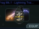 Frag Mk. 1 - Lightning Trail Mod