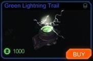 Green Lightning icon-0