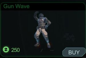 Gun Wave