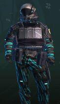 Splinter Bark Blue-Armor