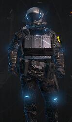 Daylight Armor