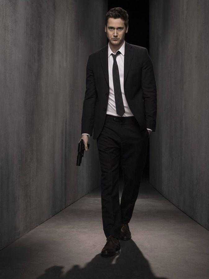 'The Blacklist' star Ryan Eggold on Tom Keen's ultimate ...  The Blacklist Ryan
