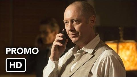 """The Blacklist 1x05 Promo """"The Courier"""" (HD)"""