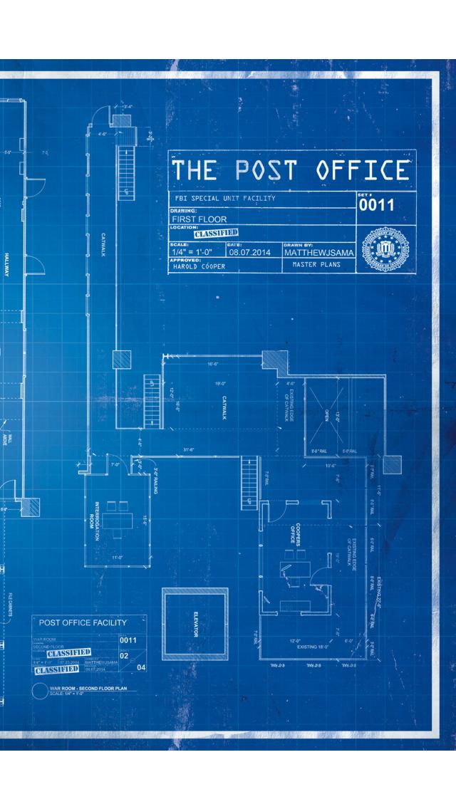 Image post office blueprint 2g the blacklist wiki fandom post office blueprint 2g malvernweather Gallery