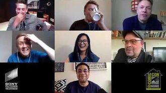 The Blacklist Draws on Animation to Complete Season 7 Amid CoVid Comic-Con@Home 2020-0