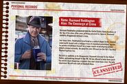 Reddington (Conspiracy File)