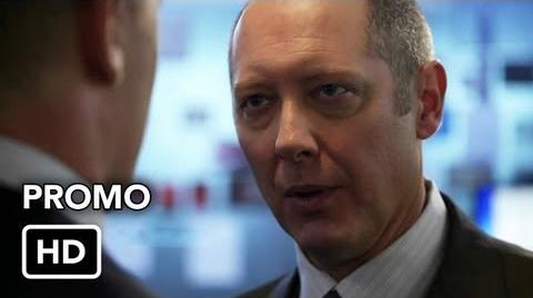 "The Blacklist 1x04 Promo ""No"