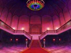 The Scarlet Devil Mansion, Inside