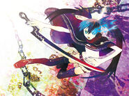 Black Rock Shooter Innocent Soul promo image