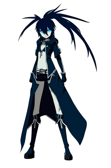 Black Rock Shooter Anime Character Black Rock Shooter Wiki