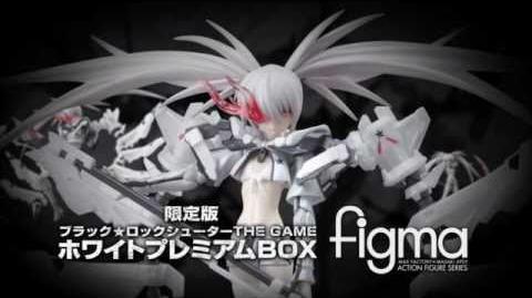 ブラック★ロックシューター THE GAME(PSP) PV2