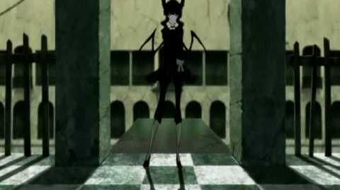 Black Rock Shooter OVA - Ending scene