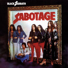 Sabotage - Cover Front