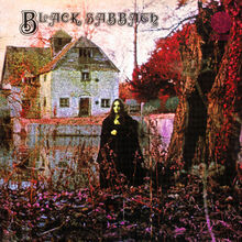 Black Sabbath - Cover Front