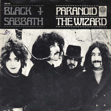 220px-Paranoid and The Wizard Dutch picture sleeve