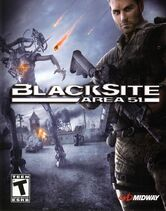 Blacksite Area 51 front cover