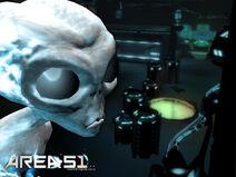 Area 51 Gray
