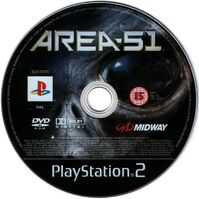 Area 51 PlayStation 2 dvd1
