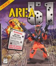 Area 51 front cover