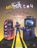 Area 51 Site 4 back cover