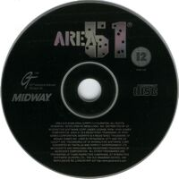 Area 51 cd
